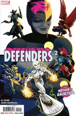 Defenders (2021) #2 Variant A
