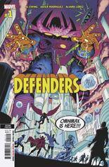 Defenders (2021) #1 Variant I: 2nd Printing