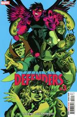 Defenders (2021) #3 Variant A