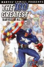 100 Greatest Marvels of All Time (2001) #2