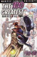 100 Greatest Marvels of All Time (2001) #4