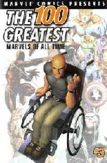 100 Greatest Marvels of All Time (2001) #8