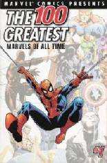 100 Greatest Marvels of All Time (2001) #10 Variant A