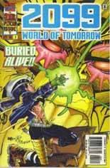 2099: World of Tomorrow (1996-1997) #2