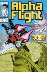 Alpha Flight (1983-1994) #63