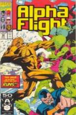 Alpha Flight (1983-1994) #98