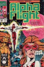 Alpha Flight (1983-1994) #100