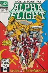 Alpha Flight (1983-1994) #109
