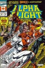 Alpha Flight (1983-1994) #117 Variant B: Direct Edition