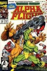 Alpha Flight (1983-1994) #118
