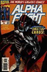 Alpha Flight (1997-1999) #2 Variant B: Direct Edition