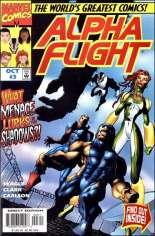 Alpha Flight (1997-1999) #3 Variant B: Direct Edition