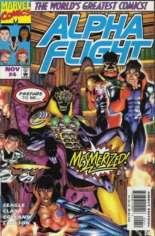 Alpha Flight (1997-1999) #4