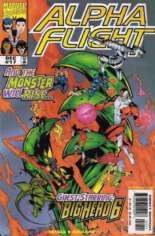 Alpha Flight (1997-1999) #17