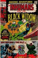 Amazing Adventures (1970-1976) #4 Variant A