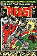 Amazing Adventures (1970-1976) #13 Variant A