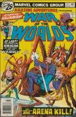 Amazing Adventures (1970-1976) #37 Variant A