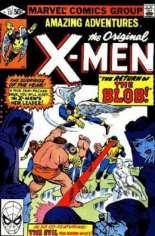 Amazing Adventures (1979-1981) #13 Variant B: Direct Edition