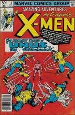 Amazing Adventures (1979-1981) #14