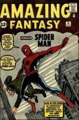 Amazing Fantasy (1962, 1995-1996) #15 Variant A