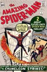 Amazing Spider-Man (1963-1998) #1 Variant A