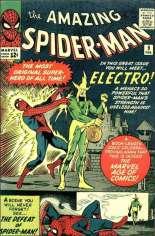 Amazing Spider-Man (1963-1998) #9 Variant A