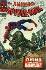 Amazing Spider-Man (1963-1998) #43