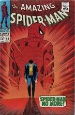 Amazing Spider-Man (1963-1998) #50 Variant A