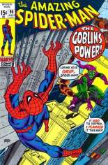 Amazing Spider-Man (1963-1998) #98: Not CCA Approved