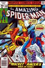 Amazing Spider-Man (1963-1998) #182
