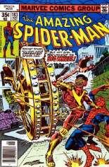 Amazing Spider-Man (1963-1998) #183 Variant A