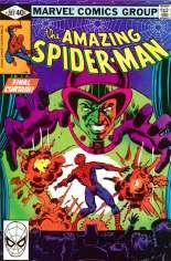 Amazing Spider-Man (1963-1998) #207 Variant B: Direct Edition