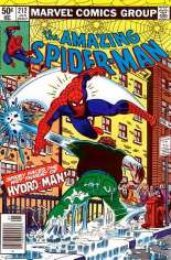 Amazing Spider-Man (1963-1998) #212 Variant A: Newsstand Edition