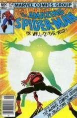 Amazing Spider-Man (1963-1998) #234 Variant A: Newsstand Edition