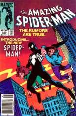 Amazing Spider-Man (1963-1998) #252 Variant A: Newsstand Edition