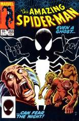 Amazing Spider-Man (1963-1998) #255 Variant B: Direct Edition