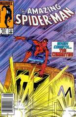 Amazing Spider-Man (1963-1998) #267 Variant A: Newsstand Edition