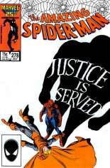 Amazing Spider-Man (1963-1998) #278 Variant B: Direct Edition