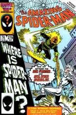 Amazing Spider-Man (1963-1998) #279 Variant B: Direct Edition