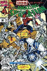 Amazing Spider-Man (1963-1998) #360 Variant B: Direct Edition