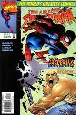 Amazing Spider-Man (1963-1998) #429 Variant B: Direct Edition