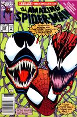Amazing Spider-Man (1963-1998) #363 Variant A: Newsstand Edition
