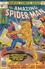 Amazing Spider-Man (1963-1998) #173 Variant B: 35 Cent Variant
