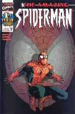 Amazing Spider-Man (1999-2014) #1 Variant C: DF Exclusive; Limited to 12,000 Copies