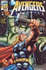 Avengers Infinity (2000) #1 Variant B: DF Exclusive