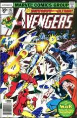 Avengers (1963-1996) #162 Variant B: 35 Cent Variant