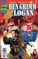 Before the Fantastic 4: Ben Grimm and Logan (2000) #1