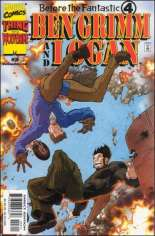 Before the Fantastic 4: Ben Grimm and Logan (2000) #3