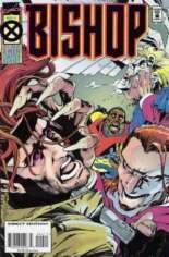 Bishop (1994-1995) #4 Variant B: Direct Edition