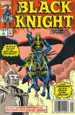 Black Knight (1990) #1